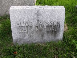Alice Marie <i>McDonald</i> Jackson