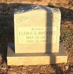 Flora Emily <i>Rogers</i> Brooks