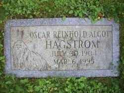 Oscar Reinhold Algot Hagstrom
