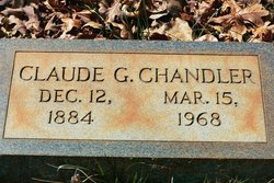 Claude Griffin Chandler