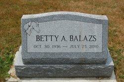 Betty A Balazs