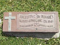 Angelita C Olivares