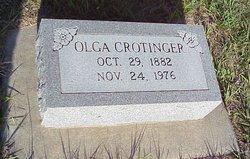 Olga Mary <i>Ropp</i> Crotinger