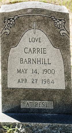 Carrie Barnhill