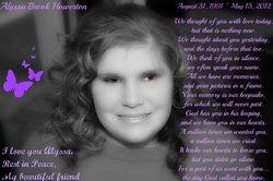 Alyssa Brooke Howerton