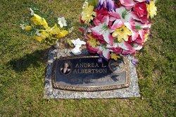 Andrea L Albertson