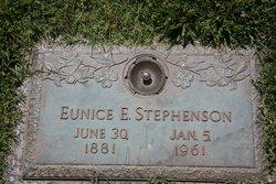 Eunice E. Stephenson