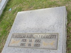 Barzillai Alonzo Bramlett