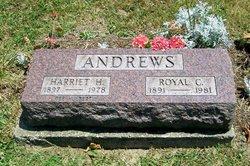 Harriet Simpson <i>Hulbert</i> Andrews