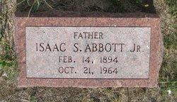 Isaac S. Abbott, Jr