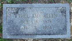 Ethel Amy <i>Stone</i> Allen