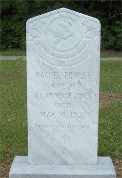 Rachel <i>Fowler</i> Jones