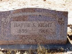 Hattie <i>Saul</i> Kight