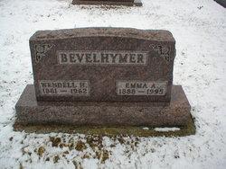 Wendell Holmes Bevelhymer