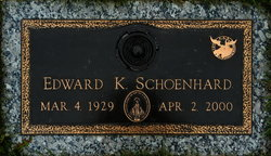 Edward Karl Schoenhard