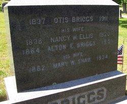 Mary W <i>Shaw</i> Briggs