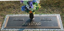 Mary Josephine <i>Daniel</i> Johnson