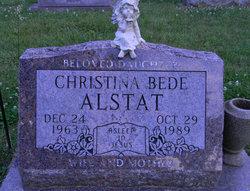 Christina Bede <i>Lindsey</i> Alstat