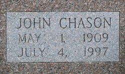 John Chason Cagle
