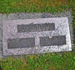 Margaret <i>Burns</i> Ambridge