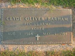 Clyde Oliver Barham