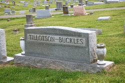 Virginia Lockett <i>Tillotson</i> Buckles