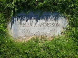 Helen Arda <i>Jamison</i> Anderson