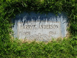 Harry Godfrey Anderson