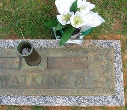 Sallie Lou <i>Harris</i> Watkins