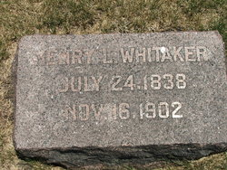 Henry Lyman Whitaker