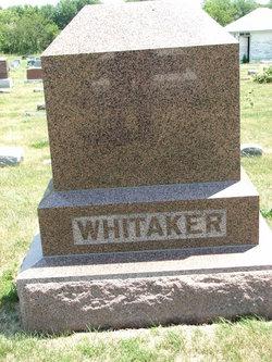 Harriet Elizabeth <i>Merriam</i> Whitaker