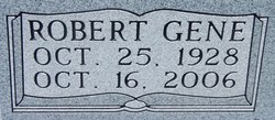 Robert Gene Brooks