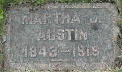 Martha Jane <i>Perry</i> Austin