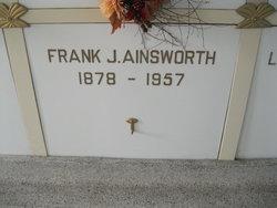 Frank Joseph Ainsworth