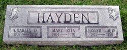 Charles David Hayden