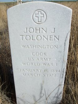 John Jalmer Tolonen