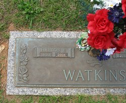 Halton E. Watkins