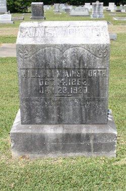 William Ainsworth