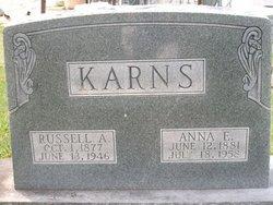Russell Albert Karns