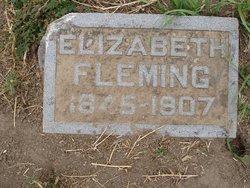 Elizabeth Fleming