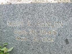 Mary Elizabeth <i>Hogan</i> Hanlon