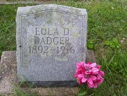 Eula M. <i>Dickson</i> Badger