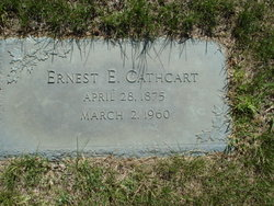 Ernest Edward Ernie Cathcart