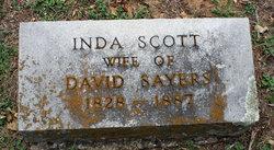 Inda <i>Scott</i> Sayers