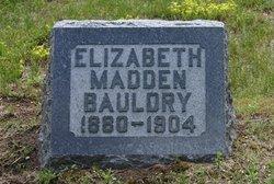 Elizabeth <i>Madden</i> Bauldry