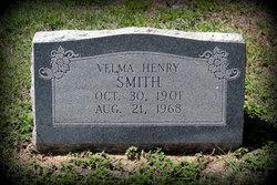 Velma L <i>Henry</i> Smith