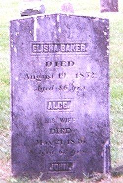 Alice <i>Wilder</i> Baker