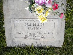 Opal DelRice <i>Bass</i> Pearson
