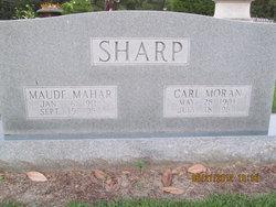 Carl Moran Sharp, Sr