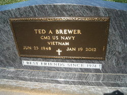 Ted Alan Brewer